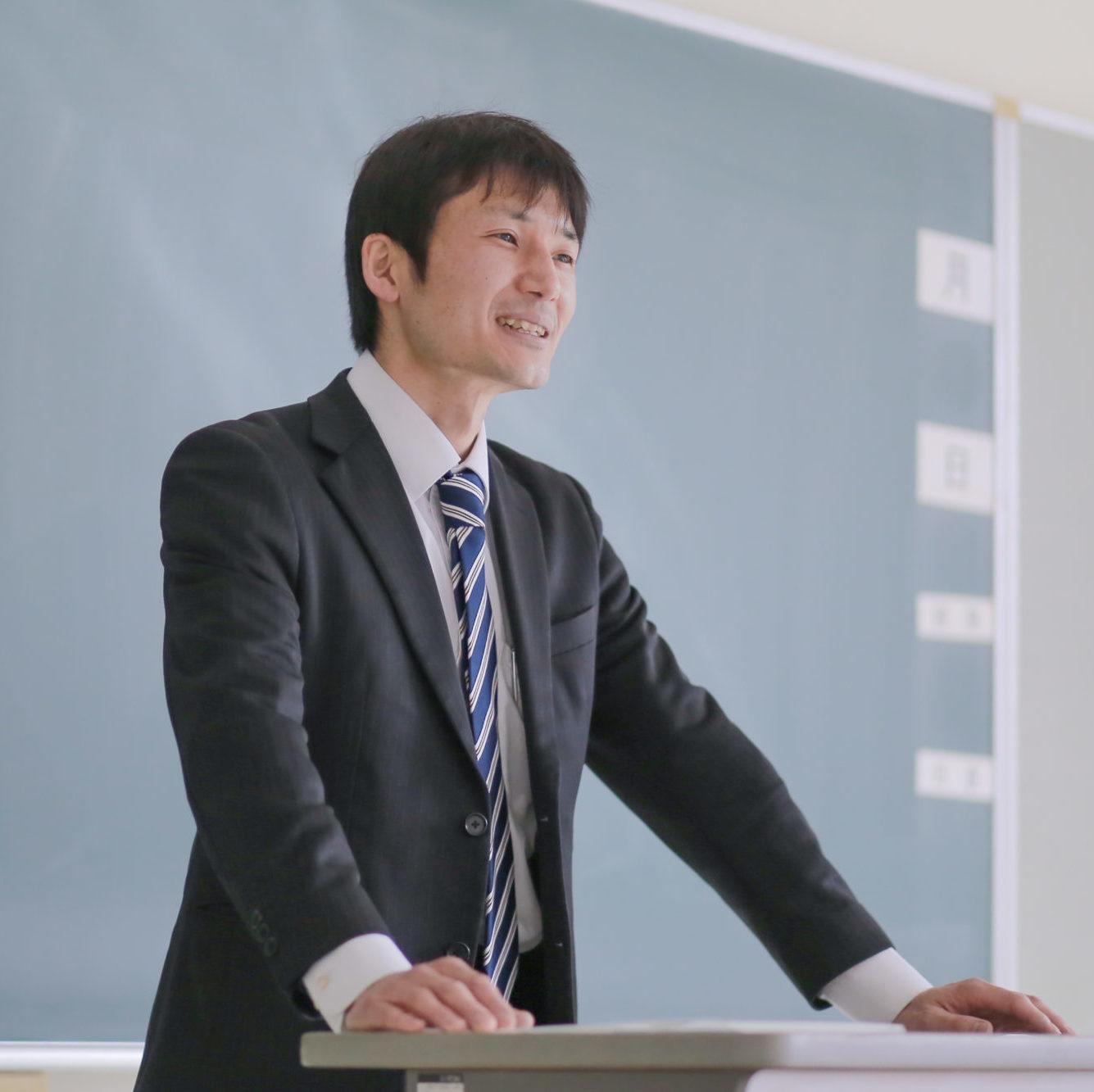 教員メッセージ 松岡 伸吾メイン画像