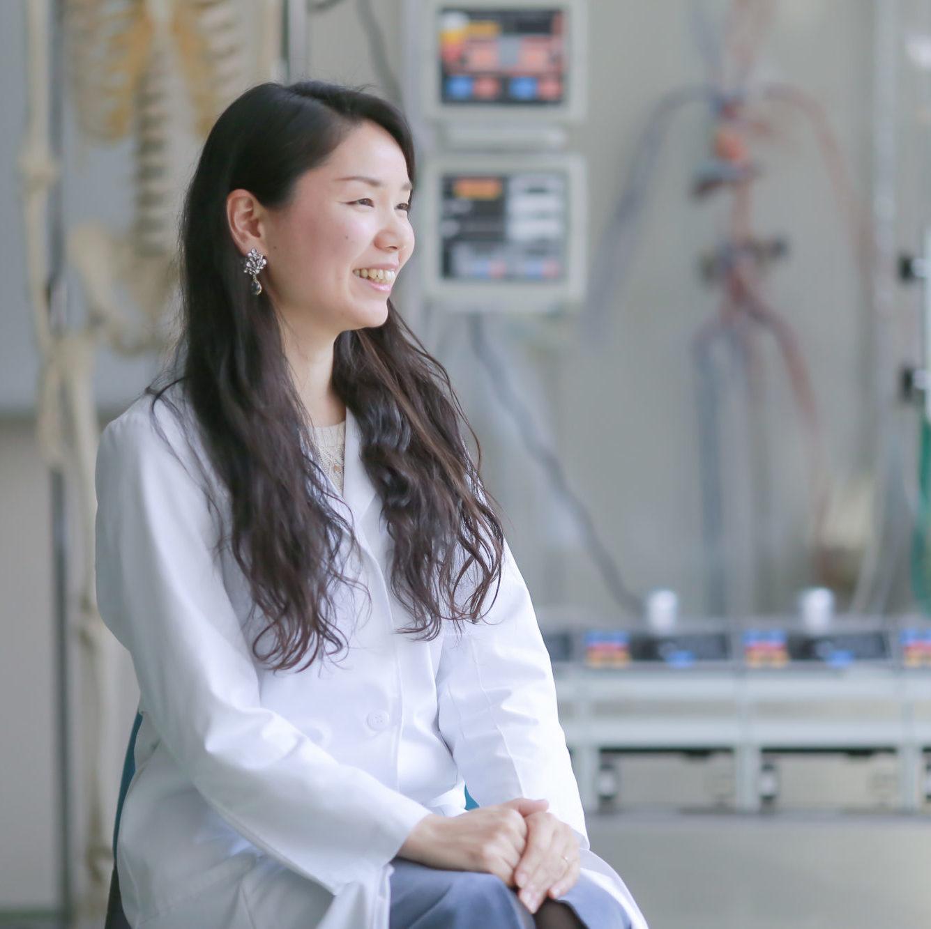 教員メッセージ 渡邊 幸子メイン画像