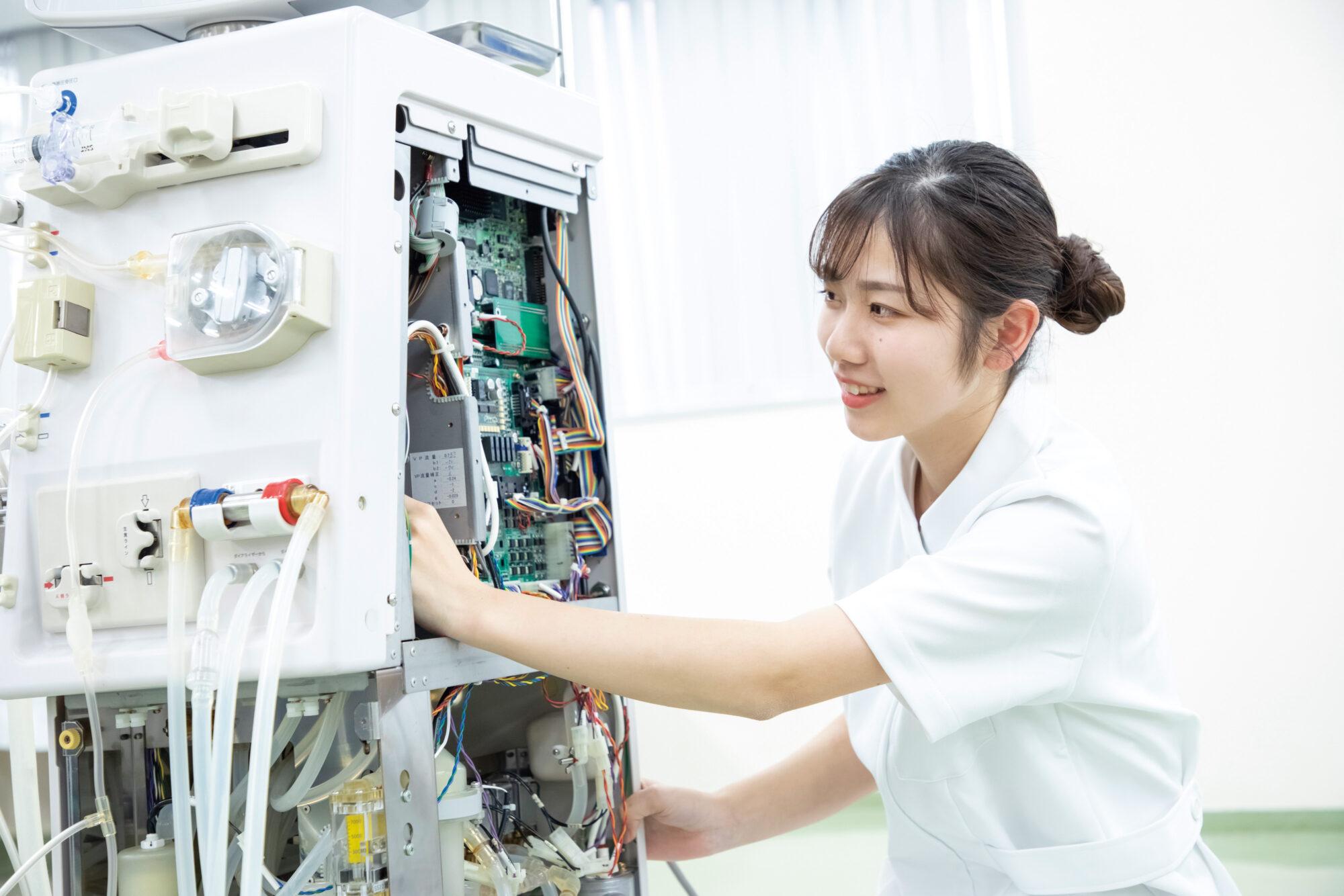 【終了】5月9日(日)はスペシャルオープンキャンパス🥳臨床工学科のスペシャル体験授業は「医療機器大実験⁉️医療機器のヒミツを探ってみよう😄 」メイン画像